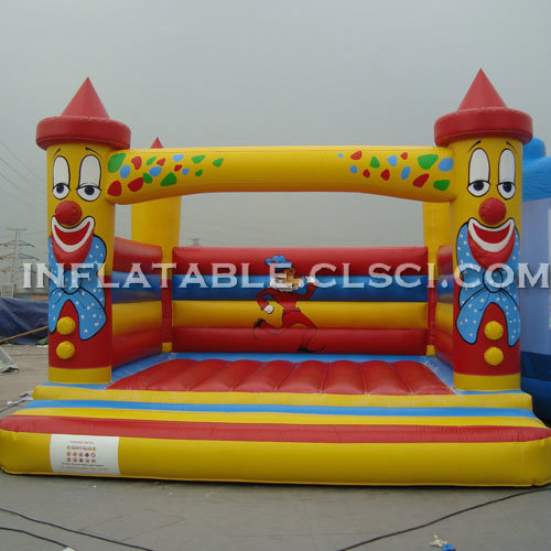 T2-2947 Inflatable Bouncers