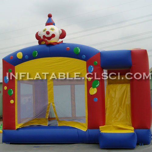 T2-2948 Inflatable Bouncers