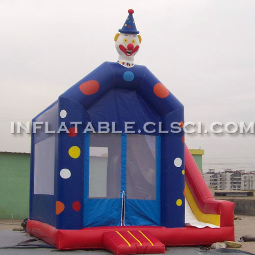 T2-2949 Inflatable Bouncers