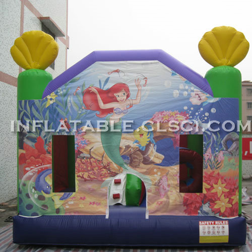 T2-2951 Inflatable Bouncers