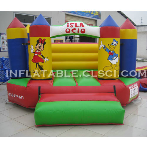 T2-2953 Inflatable Bouncers
