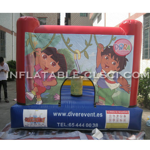 T2-2971 Inflatable Bouncers