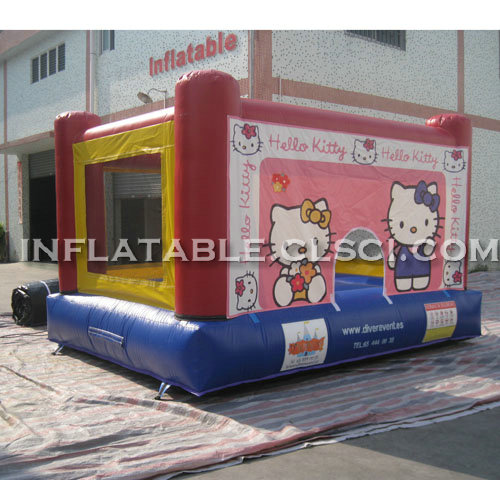 T2-2979 Inflatable Bouncers
