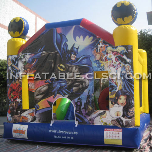 T2-2983 Inflatable Bouncers