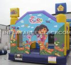 T2-2989 Inflatable Bouncers