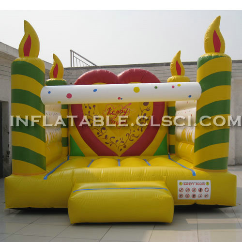 T2-2993 Inflatable Bouncers