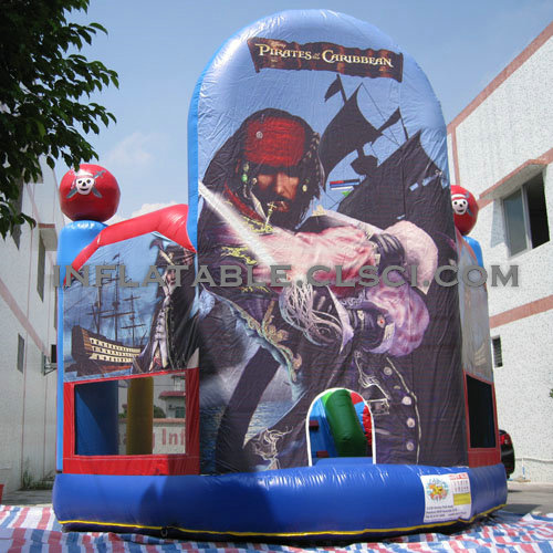 T2-3005 Inflatable Bouncers