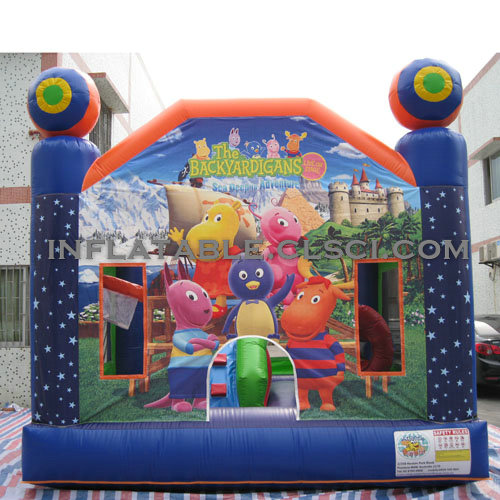 T2-3010 Inflatable Bouncers