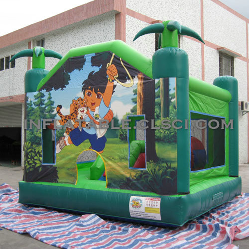 T2-3012 Inflatable Bouncers