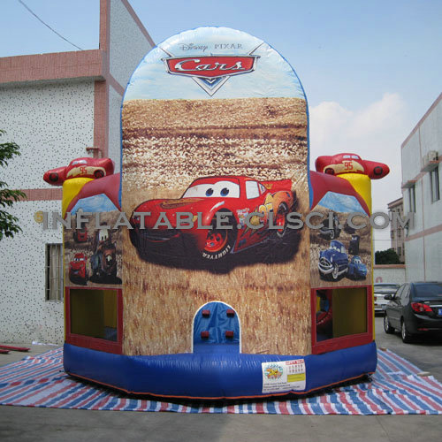 T2-3016 Inflatable Bouncers