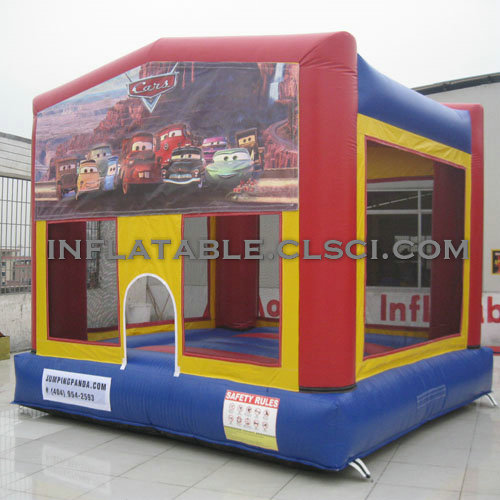 T2-3021 Inflatable Bouncers