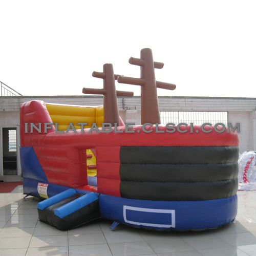 T2-3023 Inflatable Bouncers