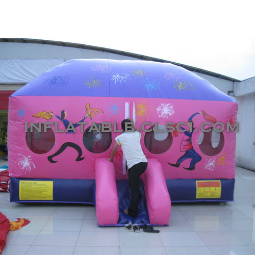 T2-3024 Inflatable Bouncers