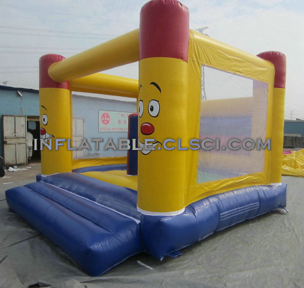 T2-3041   Inflatable Bouncers