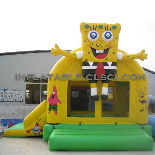 T2-3054 Inflatable Bouncers