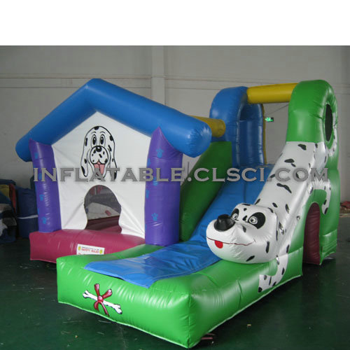 T2-3068 Inflatable Bouncers