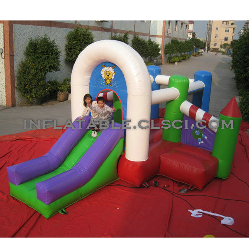 T2-3069 Inflatable Bouncers