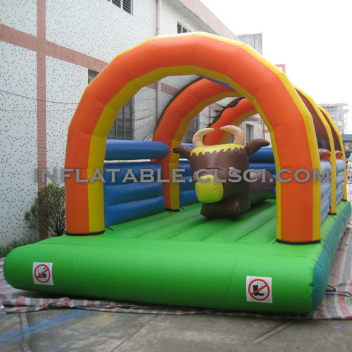 T2-3072 Inflatable Bouncers