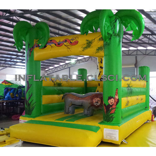 T2-3081 Inflatable Bouncers