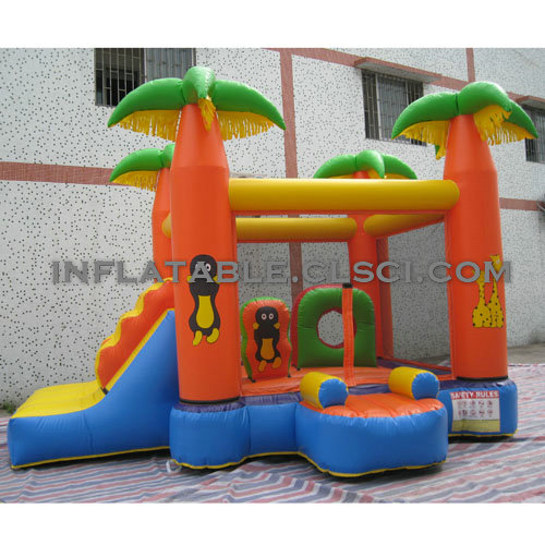 T2-3084 Inflatable Bouncers