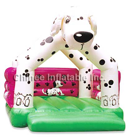 T2-308 inflatable bouncer