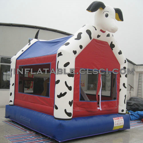 T2-3096 Inflatable Bouncers