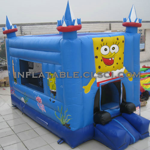 T2-3099 Inflatable Bouncers