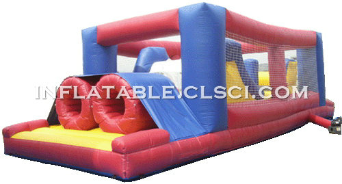 T2-30 Inflatable Obstacles Courses