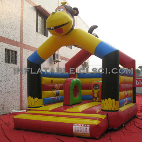 T2-3102 Inflatable Bouncers
