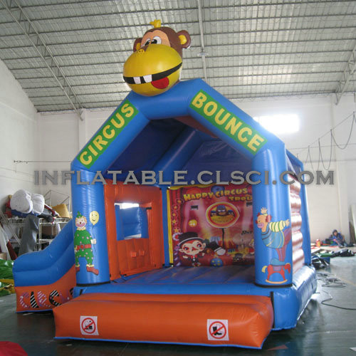 T2-3103 Inflatable Bouncers