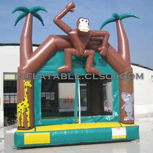 T2-3104 Inflatable Bouncers
