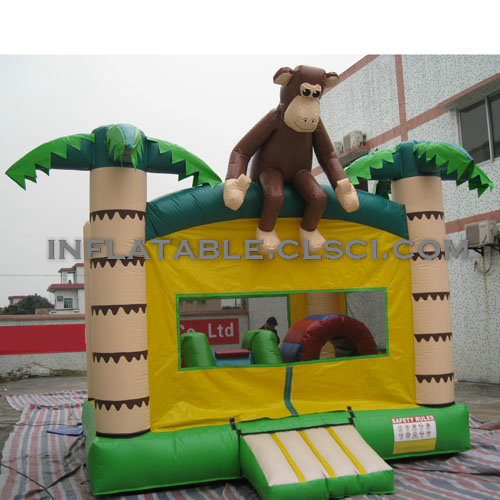 T2-3105 Inflatable Bouncers