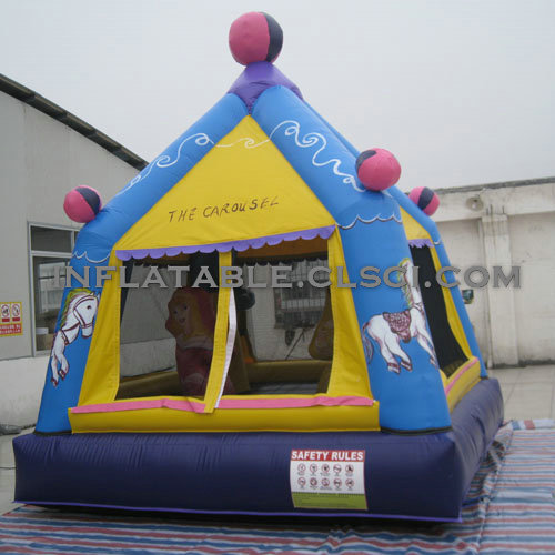 T2-3109 Inflatable Bouncers