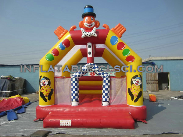 T2-3110   Inflatable Bouncers