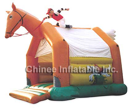 T2-312 inflatable bouncer