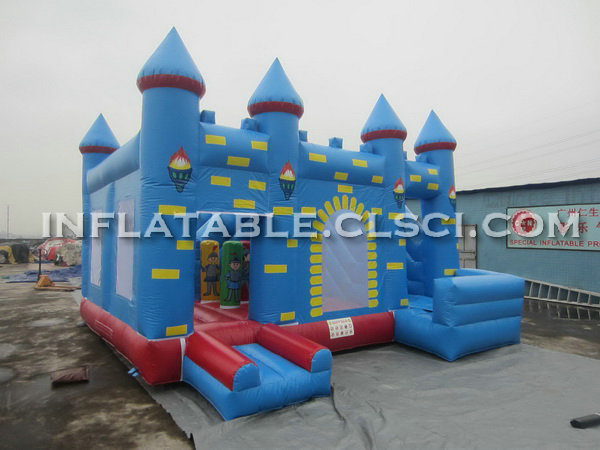 T2-3181 Inflatable Bouncers