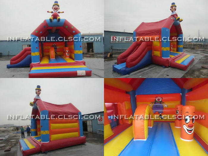 T2-3182 Inflatable Bouncers