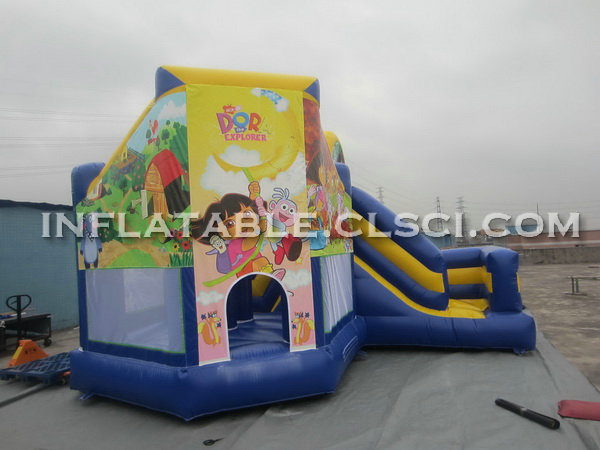 T2-3184 Inflatable Bouncers