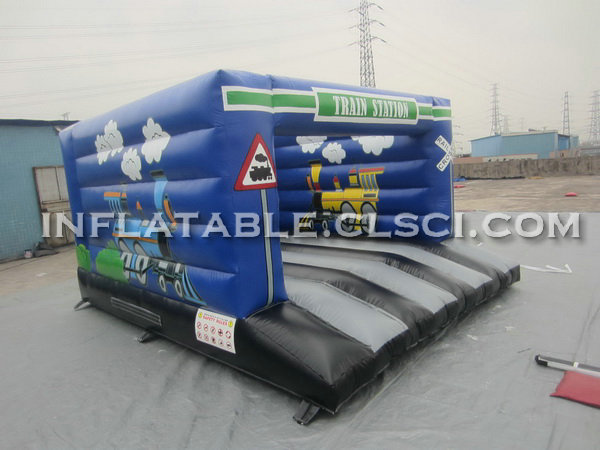 T2-3186 Inflatable Bouncers