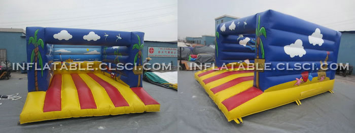 T2-3187 Inflatable Bouncers