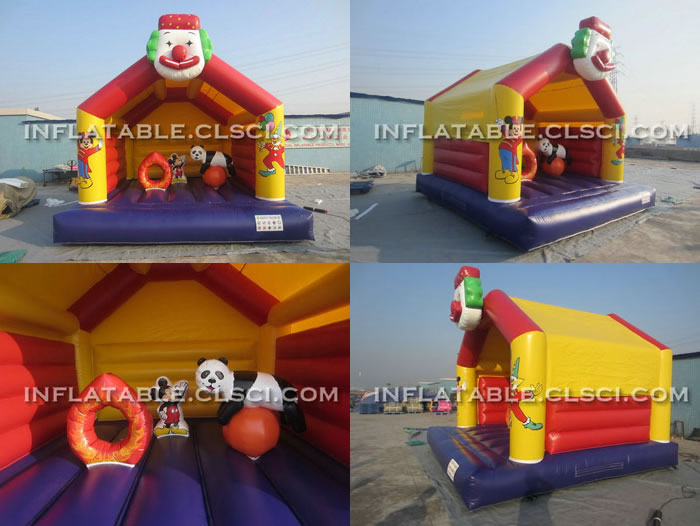 T2-3191 Inflatable Bouncers