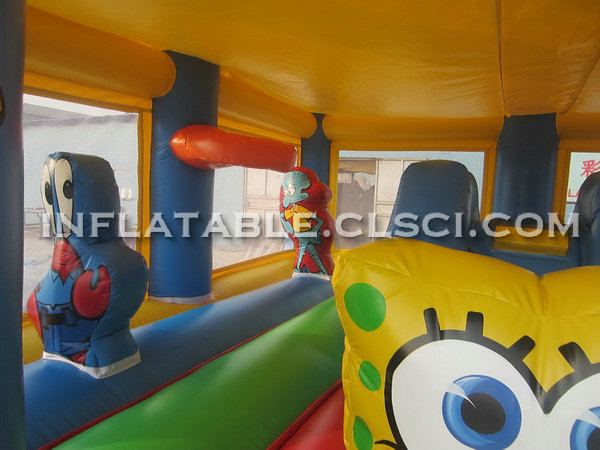 T2-3192 Inflatable Bouncers
