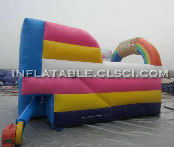 T4-3194 Inflatable Jumpers