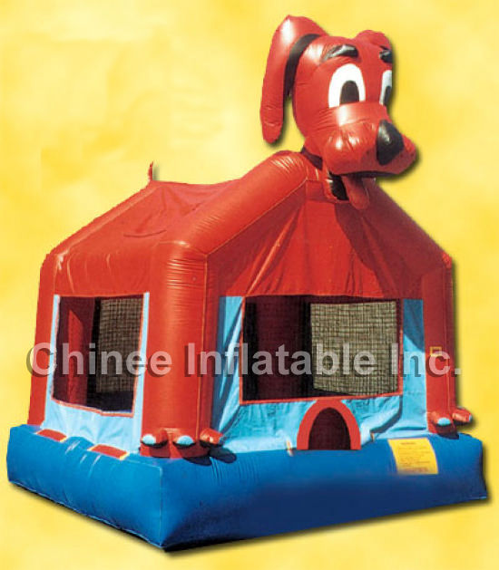 T2-319 inflatable bouncer