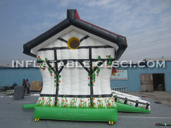 T2-331 Inflatable Bouncers