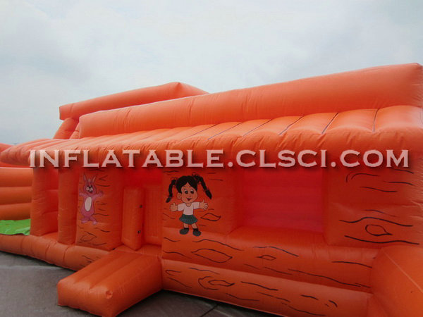 T2-334 Inflatable Jumpers