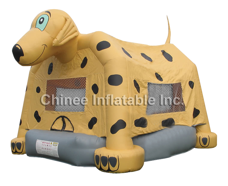 T2-337 inflatable bouncer