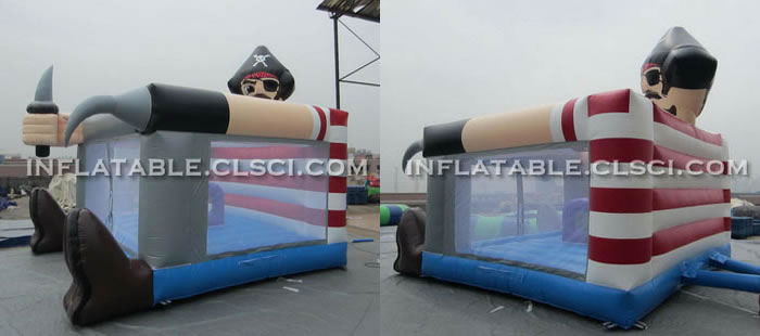 T2-339 Inflatable Jumpers