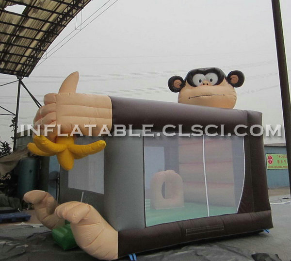 T2-344 Inflatable Jumpers