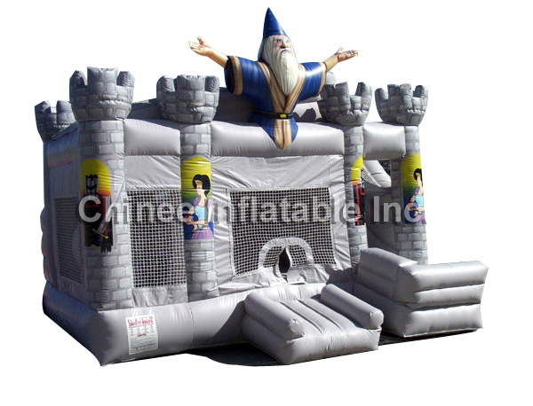 T2-346 inflatable bouncer